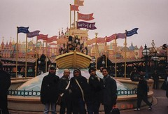 It's A Small World, Disneyland Paris, France