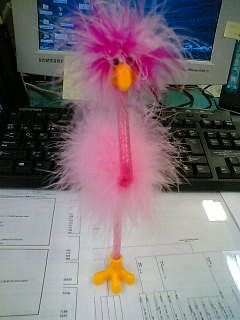Flamingo Pen