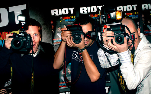 photographers riot