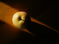 Asian pear... by aikitherese