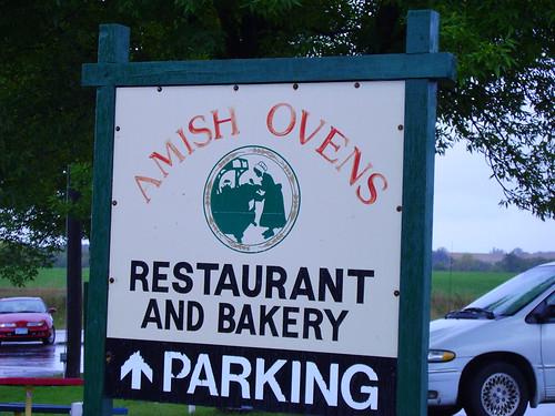 Amish Ovens
