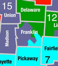 FranklinCo_CD_map