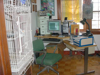 Where I Do Some of What I Do