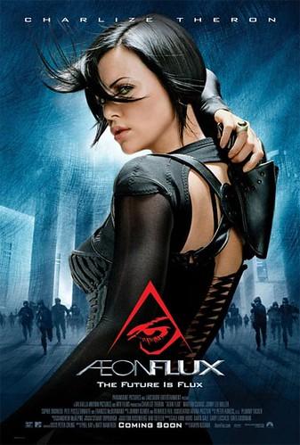 Aeon Flux (poster)