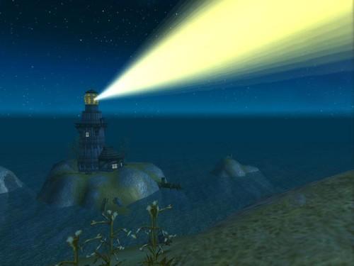 Westfall: Leuchtturm
