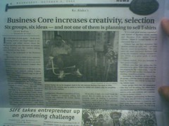 Article two - Business core