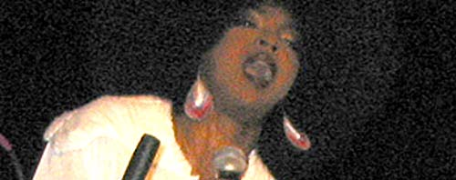 Lauryn Hill in Central Park 10-6-05