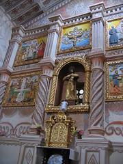 San Javier artwork