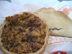 cornish pasties & treacle tarts
