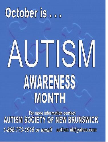October-autism