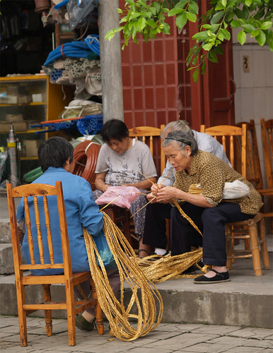 Weaver Maidens