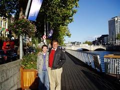 Jess & Peter in Dublin