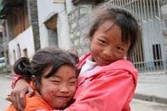 Liarong Tibetan Children