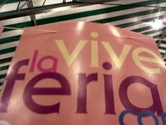 Vive la Feria