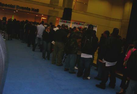 DigitalLife 2005 - Xbox 360 keynote line