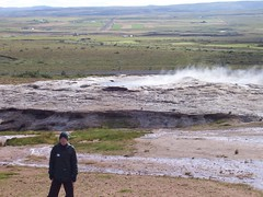 Catherine and Geysir
