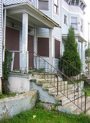 Woodlawn Row Houses - October 2005