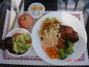 新社古堡花園 - 法式春雞