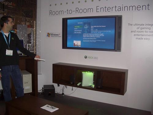 xbox 360 media center: