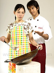 Sharon Au and Gof Akara