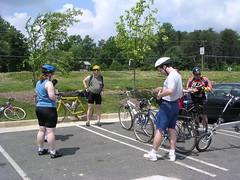 Potomac Peddlers Ride