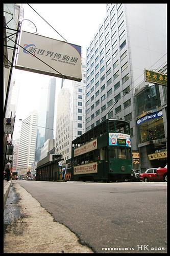 香港電車一