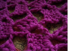 rockstar scarf close up