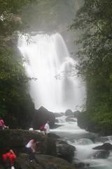 內洞三層瀑布之第一層瀑布
