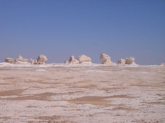 White desert, first part