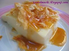 karamelli muhallebi