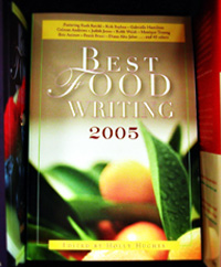 best food writing 2005