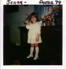 Jenny, Easter '79