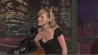Hilary Duff on Jay Leno