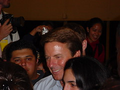 Senator John Edwards in Berkeley