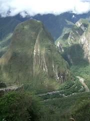 Machu Picchu - 12 - Hill