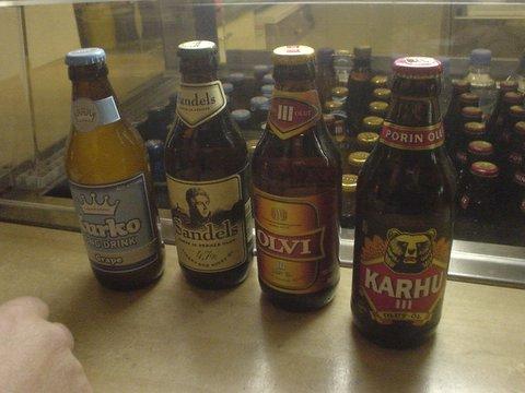 Finnish Beers