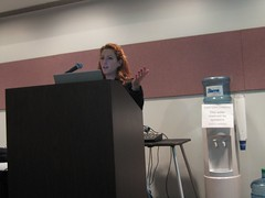Jane McGonigal at Austin Game Conference 2005