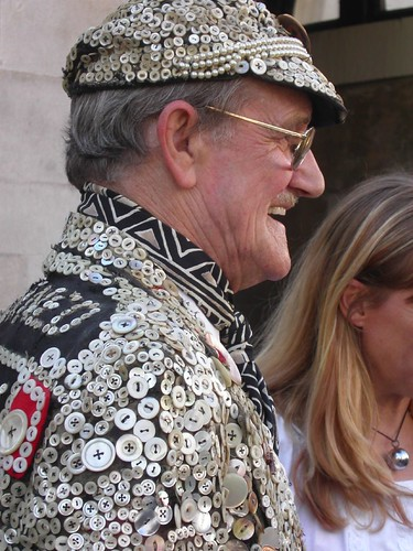Pearly King of Deptford