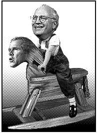 Bush:CheneyHorse