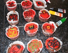 Halloween Cakes Step11 - Choose a fav!