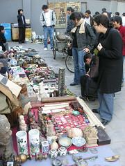 Antique Market - Angela, Marco & Simona