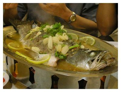 泰村_檸檬鱸魚_$300