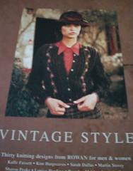 Rowan Vintage Style