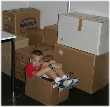 Matthew in a Box