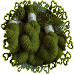 lara yarn pile