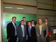 We met Billy Beane!