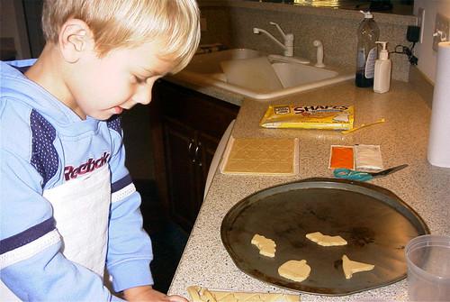 Oh boy, cookies
