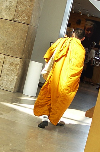 Monk & Rembrandt