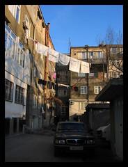 Yerevan backstreet