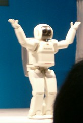 asimo doesn't know crap about fairies